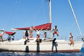 7 motivi per scegliere una vacanza in barca.