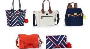 Kipling e la collezione di borse eco-friendly.