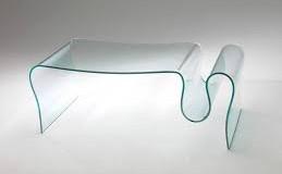 Arredamento, l'uso del vetro curvato