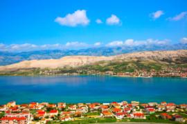 Isola di Pag: cosa vedere nell'Ibiza croata.