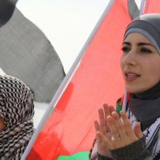 """Video-protesta """"Remove the veil, remove the wall"""""""