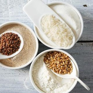 Farine senza glutine, quali puoi usare per le tue ricette?