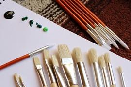 Pittura ad olio, come scegliere il pennello giusto