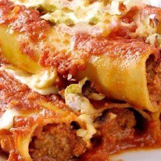 Cannelloni alla napoletana: per una domenica indimenticabile