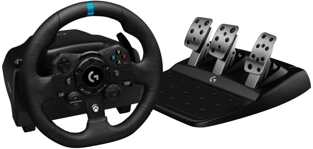 accessori gaming volante logitech